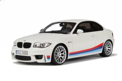 GT Spirit 1/18 BMW 1M E82 Motorsport (White) - GT703