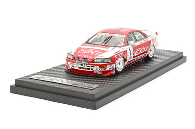 Toy Fest 2017 - Ignition Models 1/43 ZENT Toyota EXiV (#1) 1995 JTCC - IG0264