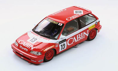 Triple 9 1/18 1988 Honda Civic EF3 #13 Macau GP *Cabin* 清水和夫