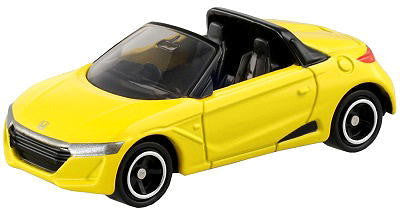 Tomica #98 Honda S660 Yellow - 1st Edition