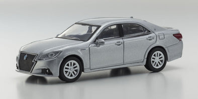Kyosho 1/64 Toyota Crown Silver - KS07042A4