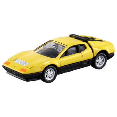 Tomica Premium No.17 - FERRARI 512BB (yellow)