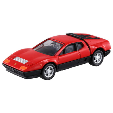 Tomica Premium No.17 - FERRARI 512BB (red)