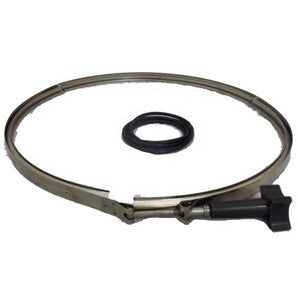 Filter Drum Clamp w/ O-Ring