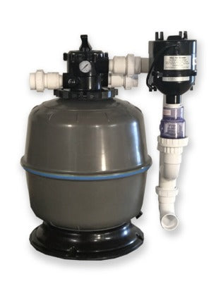 Filter-Pond Keeper 1.25 for 1500 Gallons