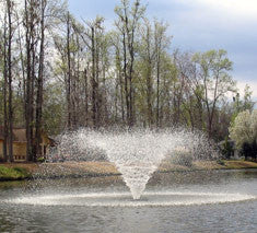Aerating fountain 3/4 HP 50ft Cord