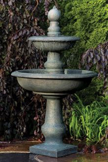 Two Tier Monticello Fountain