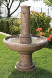 Emilia Column Fountain
