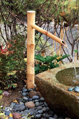 "Bamboo Accent 36"" Fountain Kit"