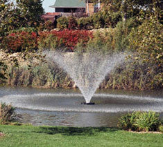Aerating fountain 1 HP 100ft Cord