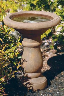 Small Plantation Bird Bath