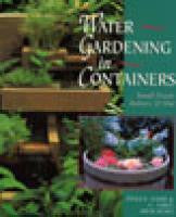 Water Gardening in Containers (Soft Cover)