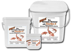 Dry Ammonia Remover with ClorAm-X 1 lb.