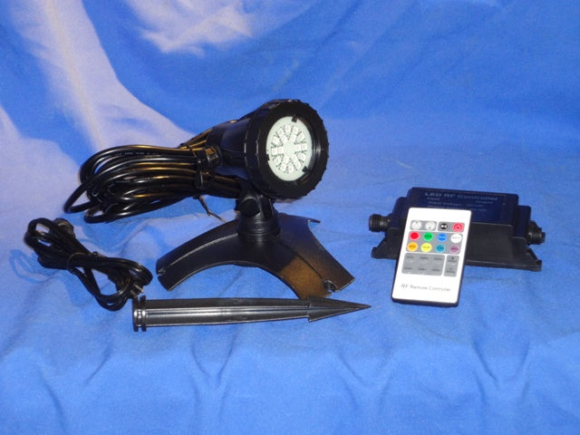 Pond Light-PondMax PL-1 Large LED Color Changing (Complete)