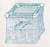 Floating Fish Cage 1' x 3' x 2'