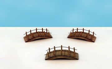 FAIRY WOODEN BRIDGE 4.5