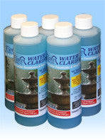 Water Clarity-Fiore Water Clarifier.