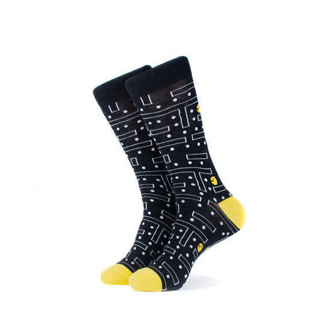 PAC-MAN SOCK