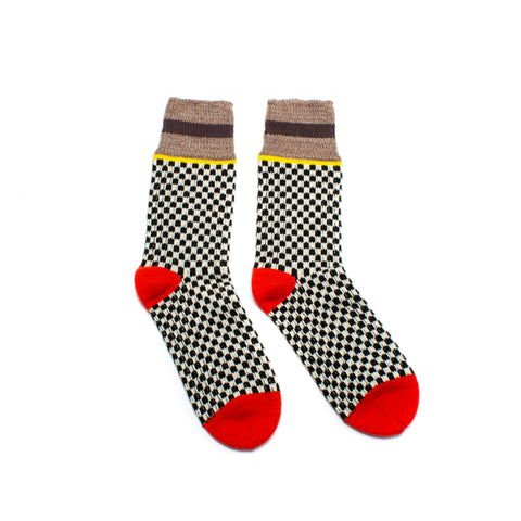 PREORDER Classic Check Socks
