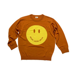 Smile Sweater Carhartt Colorway