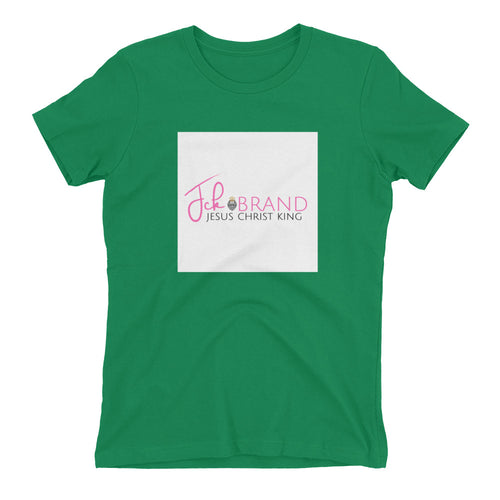 JCK BRAND TEE (KELLY GREEN)