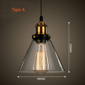1-Light Color Gradient Pendant Light Fixture Glass Globe Electroplated Modern