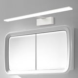14W Modern Metal And Acrylic LED Mirror Lamp 62cm LED Integrated - heparts