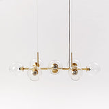 8 Magic Ball Sputnik Pendant Light Ambient Light Chandelier Lighting Lamp E12/E14 - heparts