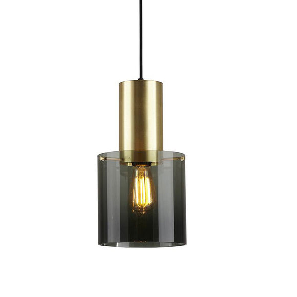 Modern Mini Pendant Light Downlight Painted Finishes Glass Metal Mini Style 110-240V - heparts