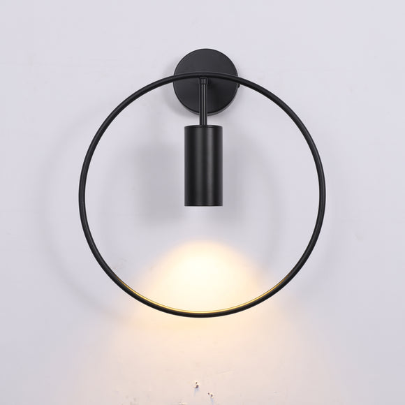 Modern 5W Wall Sconce Indoor Hallway Down Spot Light Decorative Lighting GU10 - heparts