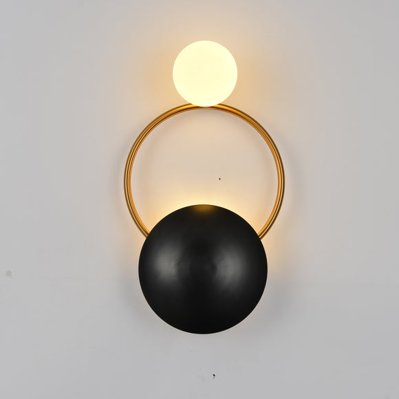 Modern 3W Wall Sconce Indoor Hallway Up Down Spot Light Decorative Lighting 2*G4 - heparts