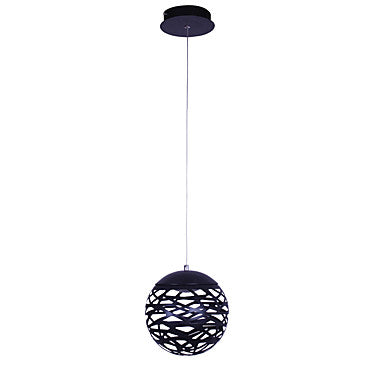 3-Light/1-Light Globe Pendant Light Ambient Light 90-240V LED E26/E27 Ceiling Lamp - heparts