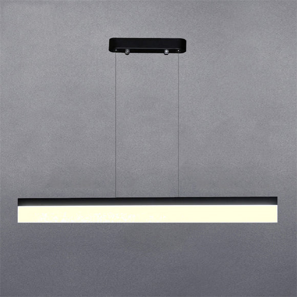 80cm LED Integrated Modern Style Simplicity LED Pendant Lights Acrylic Light Fixture - heparts