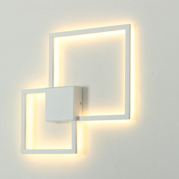 Aluminum Wall Light Flush Mount New Design LED Integrated - heparts