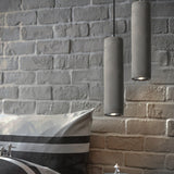 Cement Pendant Light Chandelier Ambient Light - heparts