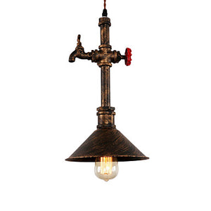 Edison lamp Pendant Light Chandelier Lighting Lamp Steam-punk Industrial lighting - heparts