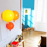 Fashionable Colorful Balloon Lamp Mini Wall lamp Kids E26/E27 - heparts