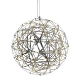 Oversized Globe Firefiles Pendant Light Chandelier Lighting Lamp Ambient Light - heparts