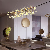 Firefly Crossbars Sputnik Pendant Light Chandelier Ambient Light Candle Style LED - heparts