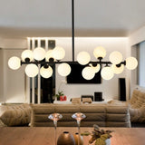 16 Magic Ball Sputnik Pendant Light Ambient Light Chandelier Lighting Lamp G4 - heparts