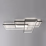 3 Light Linear Wall Light-Flush Mount-Lighting Lamp Ambient Light-85-265V - LED Light Source Included