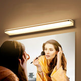 Modern LED Mirror Lamp AC100-240V Acrylic Wall Lights Make-Up Lighting Vanity Light