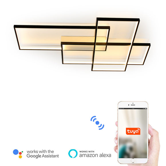 Linear-Wall Light-Flush Mount-Lighting Lamp Ambient Light-85-265V - LED Light Source Included