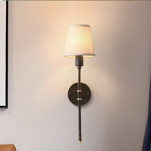Solid Brass Sconce Wall Lights Vanity Lighting Mid Century Sconce Bedroom - heparts
