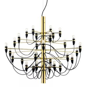 Sputnik Candle-style Pendant Light Chandelier Ambient Electroplated Metal Creative E12/E14