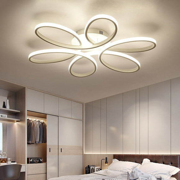 Sputnik Flush Mount Ambient Light Pendant Light Chandelier Lighting -AC100-240V LED Integrated - heparts