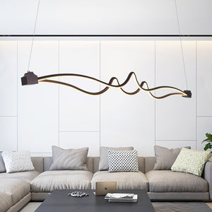 Modern Led Pendant lights Hanging Lamp For Living Dining Room Bar Cafe Suspension Luminaire Indoor Lighting Fixtures Deco Maiso - heparts