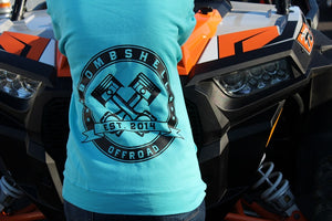 Pretty Pistons Hoodie - Bombshell Offroad
