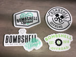 STICKER PACK - Bombshell Offroad