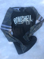 Plain & Simple - Camo Long Sleeve - Bombshell Offroad
